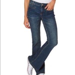 Roxy Blue Flare Jeans